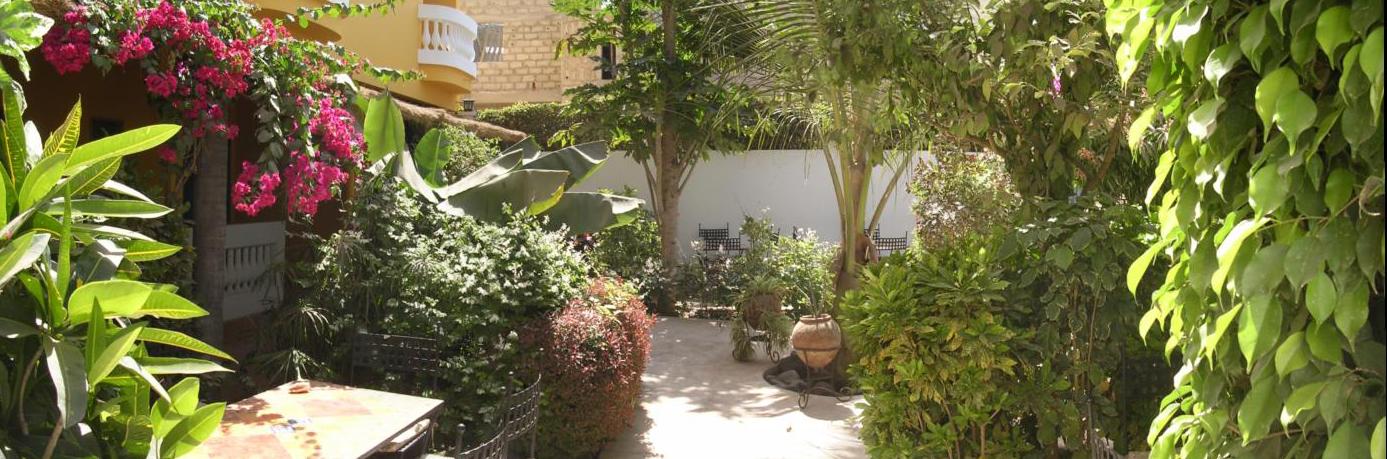 sousoum h tel le jardin dakar s n gal ForLe Jardin Dakar